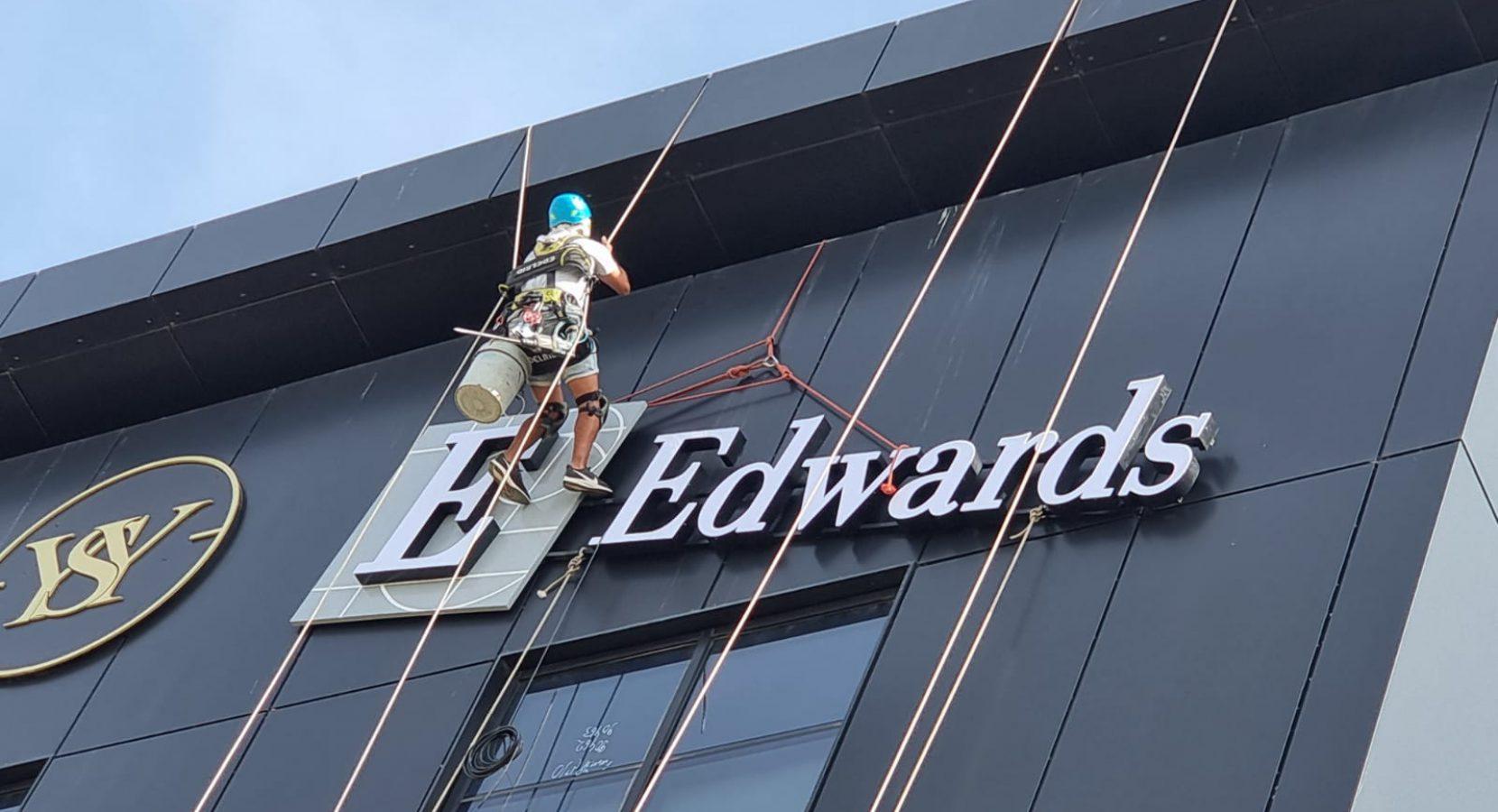 התקנת סנפלינג- EDWARDS קיסריה