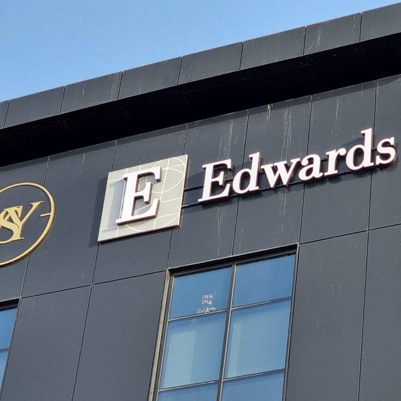 לאחר התקנה-EDWARDS קיסריה